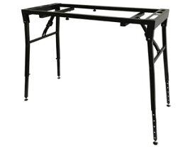 K&M/ケーアンドエム ST18951 キーボードスタンド【88鍵】【立奏・座奏】【高さ・幅 調節可能】 耐荷重80kg テーブル型キーボードスタンド