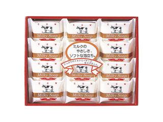 牛乳石鹸 牛乳石鹸 ゴールドソープセット No15  AG-15M