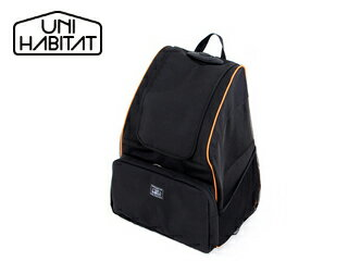 UNIHABITAT/ユニハビタット UPC-19-BK 3WAYリュックタイプペットキャリー (ブラック)