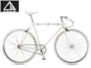 FUJI/フジ FEATHER ピストバイク SingleSpeed 【フレーム:49cm】 (Aurora White) メーカー直送品のため【単品購入のみ】【クレジット決済のみ】 【北海道・沖縄・離島不可】【日時指定不可】商品になります。