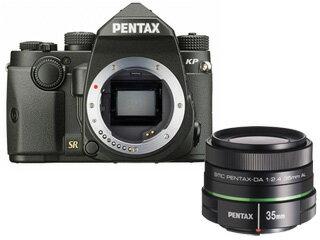 PENTAX/ペンタックス KPボディキット(ブラック)+DA35mm F2.4AL 標準レンズセット 【kpset】