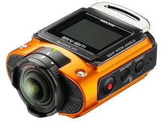【お得なセットもあります!】 RICOH/リコー RICOH WG-M2(オレンジ) ハイスペックアクションカメラ