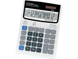 CITIZEN/シチズン・システムズ 【12桁】電卓 デスクトップ型 DM6005Q スタンダード電卓