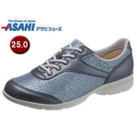ASAHI/アサヒシューズ KS23562 快歩主義 L140AC アクティブシリーズ レディースシューズ 【25.0cm・3E】 (ダークグレー)