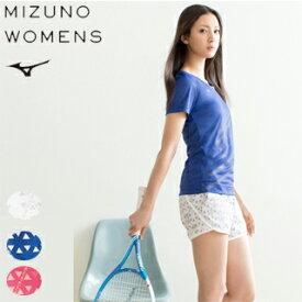 mizuno/ミズノ 32MD7232-01 ムーブクロスショートパンツ レディース 【XL】 (ホワイト)