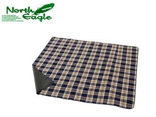 【nightsale】 NorthEagle/ノースイーグル NE299 アクリル行楽シート150 (チェック)