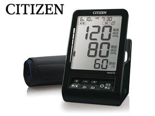 【nightsale】 CITIZEN/シチズン CHUA716-BK 上腕式血圧計
