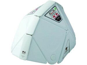 MIDORI ANZEN/ミドリ安全 防災用折りたたみヘルメット フラットメット TSC-10 ホワイト TSC-10-W