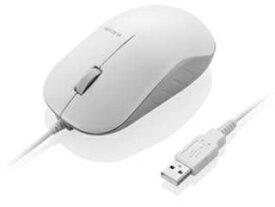 ELECOM/エレコム 法人向け高耐久マウス/BlueLED有線マウス/3ボタン/ホワイト M-K7UBWH/RS