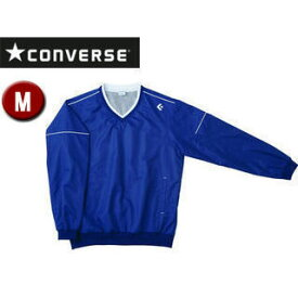 CONVERSE/コンバース CB162510S-2900 Vネックウォームアップジャケット 【M】 (ネイビー)