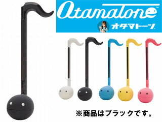 明和電機 オタマトーン (ブラック)   Otamatone 【OTMT】 音符のカタチの楽しい電子楽器! 【MWDK】