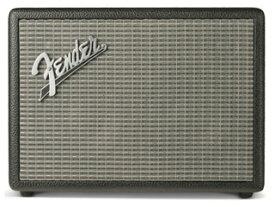 FENDER/フェンダー MONTEREY BLUETOOTH SPEAKER Black and Silver Bluetoothスピーカー 6960207000