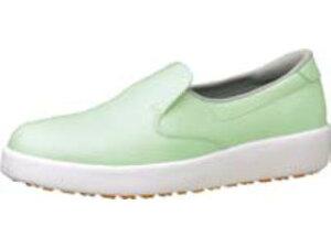 MIDORI ANZEN/ミドリ安全 ハイグリップ作業靴H−700N/ 22.5cmグリーン