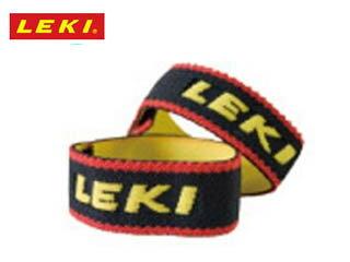 【nightsale】 LEKI/レキ レキ フリーストラップ (2本セット) 【ブラック】