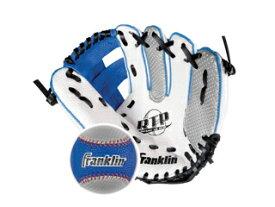 Franklin/フランクリン 【納期未定】68008 ハイブリッドエアテック子供用グローブ [ボール付] (ブルー)