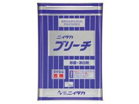 NIITAKA/ニイタカ ブリーチ(除菌・漂白剤)/18kg