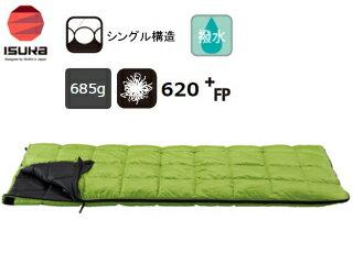 ISUKA/イスカ 139230 ダウンプラス レクタ 200 (フレッシュグリーン)
