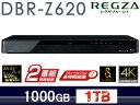 TOSHIBA/東芝 DBR-Z620 REGZA/レグザブルーレイ 1TB