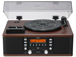TEAC/ティアック LP-R520 ターンテーブル/カセットプレーヤー付CDレコーダー