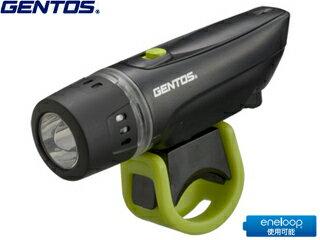 GENTOS/ジェントス BL-200BK 自転車用 LED バイクライト (ブラック)