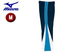 1748279e917c01 mizuno/ミズノ N2JD7020-82 トレーニングクロスパンツ 【M】 (ネイビー×サックス