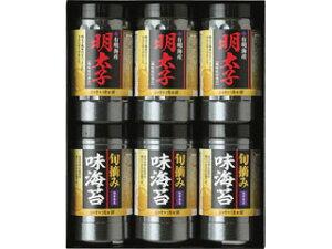 有明海産明太子風味&熊本有明海産旬摘み味海苔セット YO−30