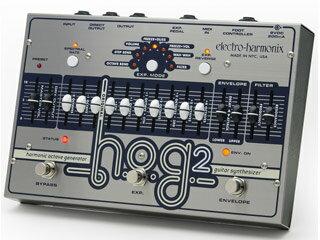 【nightsale】 electro harmonix/エレクトロハーモニクス HOG2 ハーモニックオクターブジェネレーター エフェクター 【国内正規品】