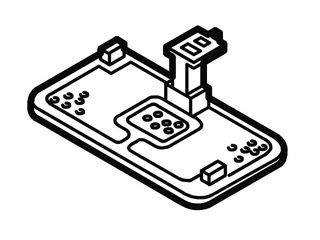 Panasonic/パナソニック 食器洗い乾燥機用残さいフィルター ANP215-9300