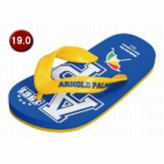 ARNORD PALMER/アーノルドパーマー AP3290-500 アーノルドパーマー キッズ ビーチサンダル 【19.0cm】 (ブルー)