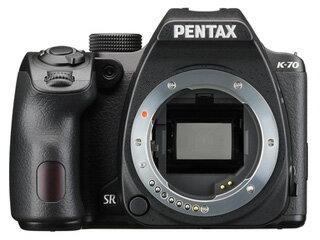 【お得な新品アウトレットもあります!】 PENTAX/ペンタックス K-70 ボディキット(ブラック) 【お得なセットもあります】