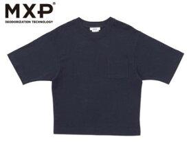 MXP/エムエックスピー MW36152-N ドライジャージ ビッグシルエットポケット付半袖シャツ レディース 【OS】(ネイビー)