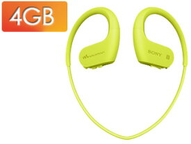 SONY ソニー NW-WS623G(ライムグリーン) ウォークマンWシリーズ(メモリータイプ)【NW-WS620シリーズ】