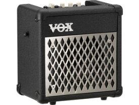 VOX/ボックス MINI5 Rhythm ブラック・メタリック・フロント・グリル 【電池駆動のモデリング・アンプ】【MINI5RM】