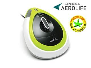 AERO-LIFE/エアロライフ HC-600-G UV寝具用掃除機 ケアウィン(グリーン)
