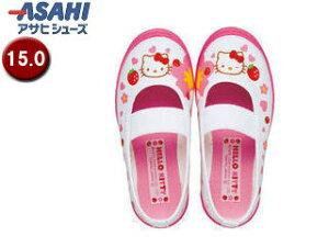 ASAHI/アサヒシューズ KD37542 ハローキティ S02【15.0cm・2E】 (ピンク)