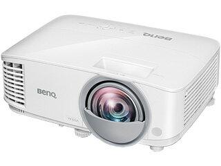 BenQ/ベンキュー 【あす楽対応商品】DLP短焦点プロジェクター WXGA(1280×800) 3400lm(3400ルーメン) MW826ST
