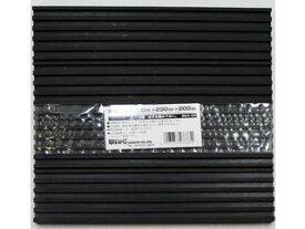 WAKI/和気産業 防振ゴムA BGA-04 10×200×200