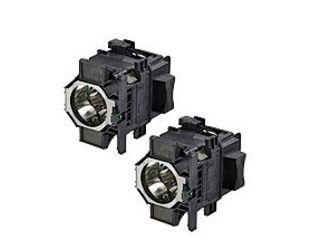 EPSON/エプソン ビジネスプロジェクター用 交換用ランプ(2個セット) ELPLP82