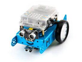 ・約30分でロボットを組み立てられます。STEM教育初心者向けです。 Makeblock Japan 楽しく学べるSTEMロボットキット mBot V1.1-Blue(Bluetooth Version)+公式テキストセット99095SB ・mBot初の公式テキストがセットになった商品です。 ・自分で動き