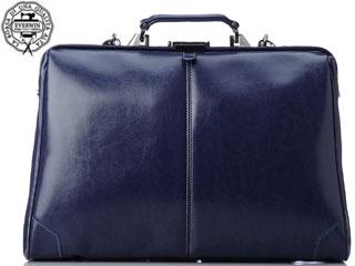 EVERWIN/エバウィン 21592 Torino/トリノ ゼットカーフ 3way ダレスバッグ (大サイズ/ネイビー/メンズ) ビジネスバッグ リュック ショルダー 国産
