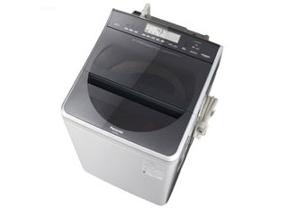 【標準配送設置無料!】 Panasonic/パナソニック 【まごころ配送】NA-FA120V1-S 温水専用ヒーター搭載 全自動洗濯機 (シルバー)【洗濯・脱水容量 12kg】 【お届けまでの目安:12日間】