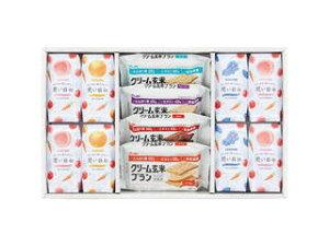 ヘルシーギフト forスマイル 潤い日和&クリーム玄米ブラン UG−30HS