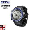【nightsale】 EPSON/エプソン 【オススメ】SF-850PS Wristable ランニングギア (スポーティングブルー)【GPS・脈拍計測・活動...
