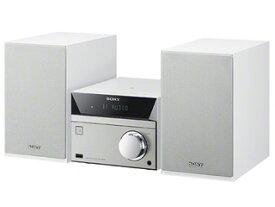 【nightsale】 SONY ソニー CMT-SBT40-W(ホワイト) マルチコネクトコンポ
