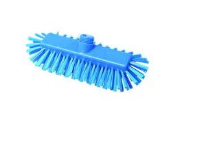 BURRTEC/バーテック バーキュートプラス ワイドデッキブラシヘッド 青 69401542