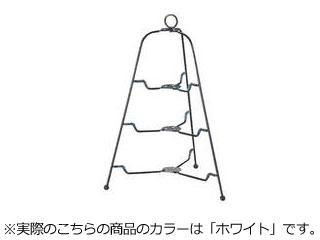ツリー型フォーダブルスタンド 3段 ホワイト
