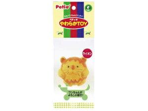Petio/ペティオ やわらかTOY ライオン