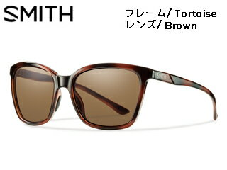 【nightsale】 Smith Optics/スミス COLETTE Tortoise 【レンズ/Brown】 【当社取扱いのスミス商品はすべて日本正規代理店取扱品です】