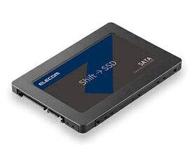 ELECOM エレコム 2.5インチ SerialATA接続内蔵SSD 480GB セキュリティソフト付 ESD-IB0480G