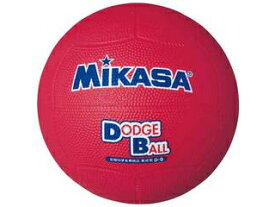 MIKASA/ミカサ ドッジボール 教育用ドッジボール2号 レッド レッド D2-R